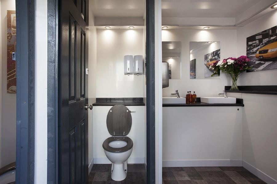CC500 Event Toilet Hire from Cornwall Conveniences