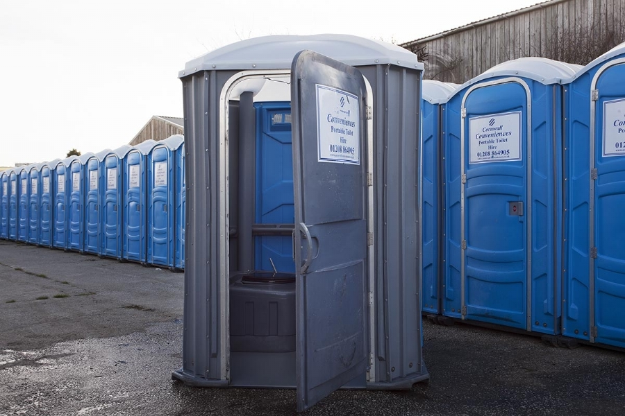 Cornwall Conveniences Disabled Access Event Toilet
